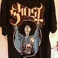 Ghost - TShirt or Longsleeve - Ghost - Another 5 Dates of Doom T