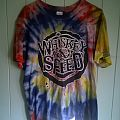 Whiskey and Speed Tie Die T TShirt or Longsleeve