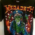 Megadeth - TShirt or Longsleeve - Megadeth - Holy Wars bootleg T