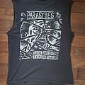 Parasytes - TShirt or Longsleeve - Parasytes - Total Infestation S.E.A. / AUS Tour 2017 shirt