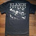 Klaxon Records - TShirt or Longsleeve - Klaxon Records shirt