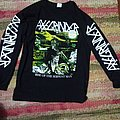 Axegrinder - TShirt or Longsleeve - Axegrinder - Rise of the Serpent Men LS