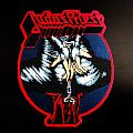 Judas Priest - Defenders Of The Faith Tour patch