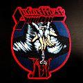 Judas Priest - Defenders Of The Faith Tour patch