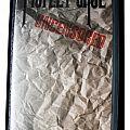 Mötley Crüe | Uncensored VHS Tape / Vinyl / CD / Recording etc