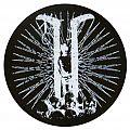 I I logo patch (black border)