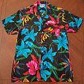 Mr. Bungle - TShirt or Longsleeve - Mr. Bungle - Hawaiian shirt (black)