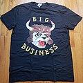 Big Business - TShirt or Longsleeve - Big Business - Horns shirt