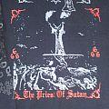 The Black - TShirt or Longsleeve - The black - the priest of satan