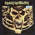 Iron maiden backpatch vintage