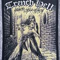 Trench Hell - Patch - Trench Hell ''Southern Cross Ripper'' official woven patch