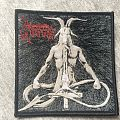 Gospel Of The Horns ''Ceremonial Conjuration'' official woven patch