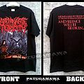 """TS . Abominable Putridity """"the end of human .... """" TShirt or Longsleeve"""