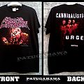 """SS. Stench of Dismemberment (italy) """"cannibalistic urge"""" TShirt or Longsleeve"""