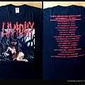 Lividity - TShirt or Longsleeve - Lividity 'Used, Abused and Left For Dead' .