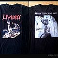 "Lividity - TShirt or Longsleeve - Lividity ""Fetish for the sick"""
