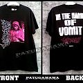 """SS. Vomit Remnants (japan) """"In the Name of Vomit"""" TShirt or Longsleeve"""