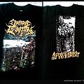 """Cerebral Incubation - TShirt or Longsleeve - Cerebral Incubation """"asphyxiating on excrement"""""""