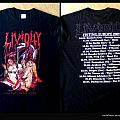 "Lividity - TShirt or Longsleeve - Lividity ""fisting europe 2009"""