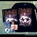 "Lividity - TShirt or Longsleeve - Lividity ""The Age Of Clitoral Decay"""