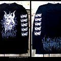 LS. vomit remanats grey logo TShirt or Longsleeve