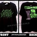 """SS. Cystic Dysentery (usa) """"engulfed in feces"""" TShirt or Longsleeve"""