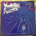 """Wrathchild America - Climbin' the walls on vinyl with """"promotional use only"""" stamp"""