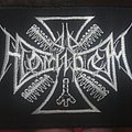 Ad Hominem logo patch