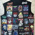 Death Metal emphasized battle jacket