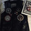Watain Disciples Vest Battle Jacket