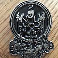 Grave Upheaval - Pin / Badge - Grave Upheaval Symbol Pin