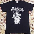 "Sargeist - TShirt or Longsleeve - Sargeist ""Unto the Undead Temple"" t shirt M"