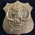 Motörhead - Pin / Badge - Motörhead Shield Badge