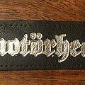 Motörhead - Patch - Leather patch
