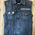 Anti Cimex - Battle Jacket - Cut off denim