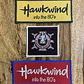 Hawkwind - Patch - Hawkwind Patches