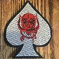 Ace of Spades patch never used.