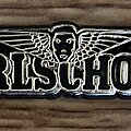 Girlschool - Pin / Badge - Girlschool Badge