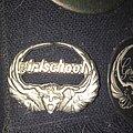 Girlschool badge Pin / Badge