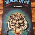 Motörhead - Other Collectable - Overkill 3D poster