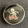 Iron Maiden - Pin / Badge - Iron Maiden Badge