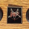 Slayer tour badges Pin / Badge
