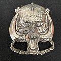 Motörhead - Pin / Badge - Motörhead Overkill Metal Pin Badge