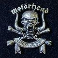 Motörhead - Pin / Badge - Metal pin badge