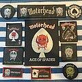 Motörhead - Pin / Badge - Motörhead Patches