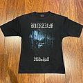 Burzum - Hliðskjálf ORG Misanthropy t-shirt