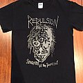 "Repulsion - Slaughter of the Innocent ""Demo"" S size t-shirt"