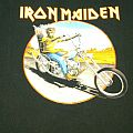 Iron Maiden - Somewhere Back In Time Tour Shirt