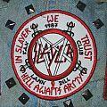 "Slayer ""Hell Awaits Army"" Fanclub Patch"