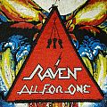 Raven - Patch - Raven - All for one Patch